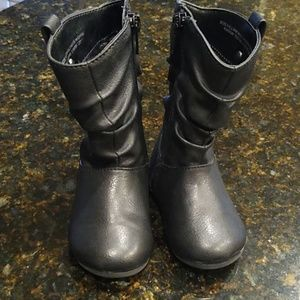 Children's Place toddler riding boots